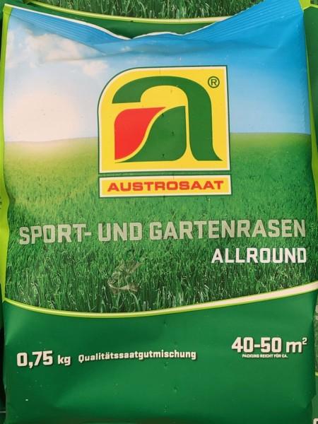 Sport- und Gartenrasen allround