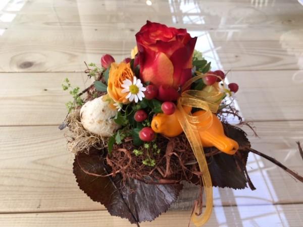 """Blumengesteck """"Blütentraum"""" (Symbolfoto)"""