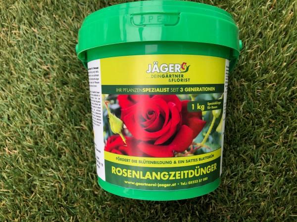 Jäger`s Rosenlangzeitdünger
