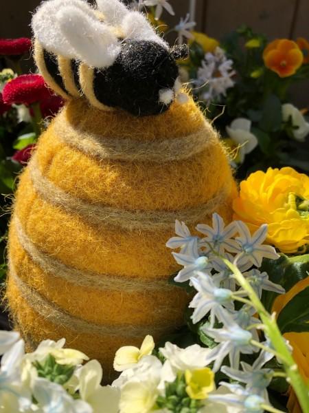Bienendeko-Filz